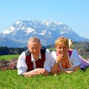Bild Ferienwohnungen Neumaier Reit im Winkl für Referenz WordPress Website
