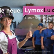 Referenz Markeneinführung Plakat Lymox Lux von Litty