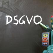 Beispielbild für Blogbeiträge zum Thema DSGVO