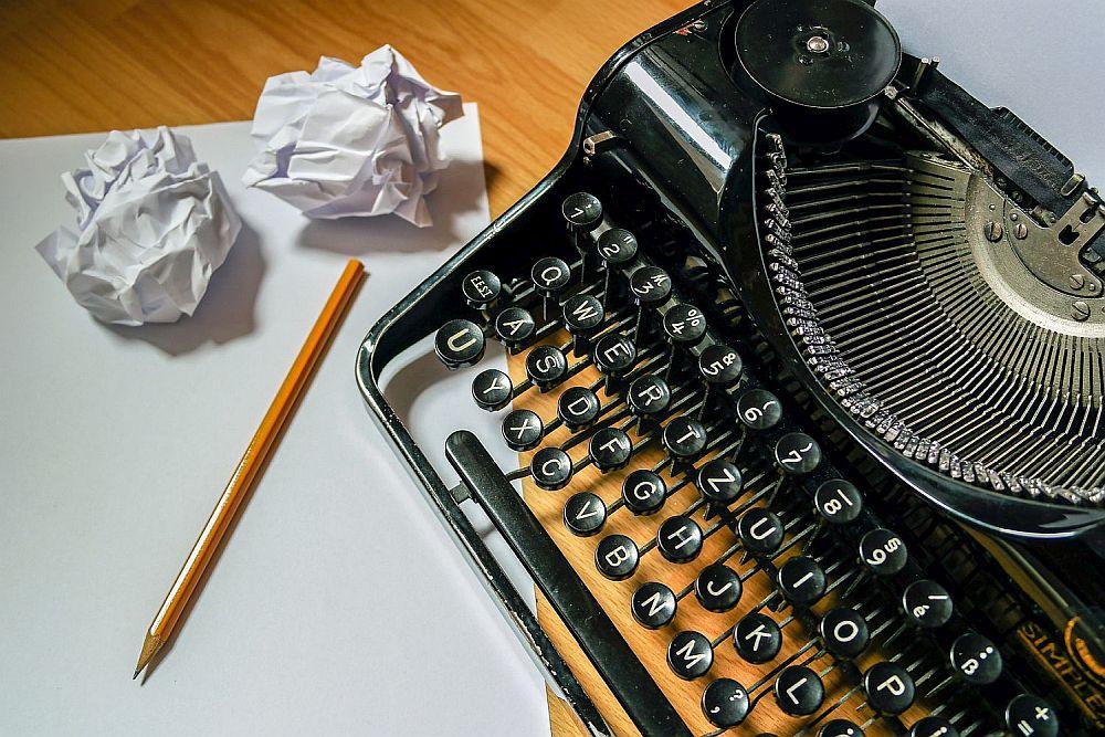 Beispielbild für Blog Redaktion und Text