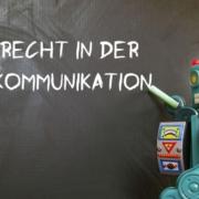 Beispielbild für Blogbeiträge Recht in der Kommunikation und Recht im Internet
